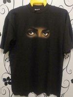 michael jackson tişörtler toptan satış-Gerçek Bağbozumu 90 s Michael Jackson Tehlikeli Dünya Turu 1992 t gömlek boyutu L NWT