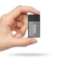 garanti sürüsü toptan satış-KingDian Taşınabilir SSD USB3.0 Tip-C Katı Hal Sürücüsü Üç Yıl Garanti Ile 500 GB HD Sabit Disk