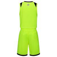 ingrosso prezzi delle mele-2019 New Blank Pullover di pallacanestro stampato logo Mens taglia S-XXL prezzo poco costoso trasporto veloce buona qualità Apple Green AG004