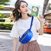 Wholesale gold waist bags resale online - WENYUJH Fashion Men s Women s Waist Bags Zipper Adjustable Comfortable Multifunction Bags Waterproof Purse For Beach Party