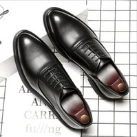 ingrosso cravatte marrone casual-Nuovo vestito da modo di scarpe in pelle scamosciata Mens pantofole Mocassini Scivolare sulla Scarpe Casual appartamenti con farfallino nero Uomo Marrone belga