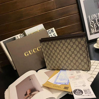 Wholesale women fashion lady envelope purses resale online - Men Wallet Luxury Long Clutch Handy Bag Women Standard Wallet Practical Bag Ladies Clutch Bag Purse Credit Card Holders Shopping bags
