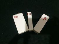 iphone usb oem toptan satış-AAAA + + OEM Kalite 5 W 5 V 1A ABD / AB Tak USB AC Güç Adaptörü Şarj Duvar Adaptörü şarj perakende kutusu Ile A1385 A1400