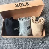Wholesale multi sport socks for sale - Group buy Men Women Socks Letter Sock Fashion Leisure Skateboard Sports Socks Sockings Hip Hop With box