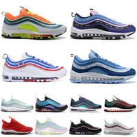 36 d sutyen toptan satış-Nike air max 97  Adam kadınlar için Tanjun Run Koşu Ayakkabıları 1.0 3.0 siyah düşük Hafif Nefes Londra Olimpiyat açık rahat ayakkabı Eğitmenler ayakkabı