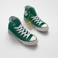 3d8f259ab9d877 2019 many color choice high top casual style most popular sneakers men  women green free shipping converse all stars