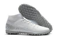 Wholesale cr7 turfs for sale - Group buy new arrival mens soccer shoes neymar turf soccer cleats Mercurial Superfly VII Club TF football boots cr7 neymar Tacos de futbol