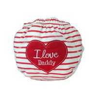 ingrosso baby oem-Pantaloni da allenamento per bebè in cotone 100% tre taglie Etichetta privata OEM Baby Trainers Pantaloni da allenamento vasino
