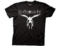 ingrosso nota di morte nera-Maglietta t-shirt nera con t-shirt per la maggior parte delle t-shirt sexy della maglietta nera