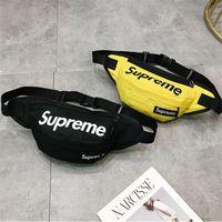 sacs à bandoulière pour hommes achat en gros de-Sac à bandoulière en toile de style simple et à la mode