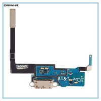 Wholesale OEIWHIZ Charging Port Charger Dock USB Flex Cable Ribbon For Samsung Galaxy Note III N900 N9005 N9006 N900A N900P N900V N900T
