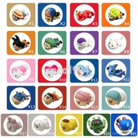 Wholesale apple chopper for sale - Group buy Cable Bite Zoro Chopper Luffy ELMO kitty Shnnosuke Doraemon Cartoon Animal bite cable Protector Charger Cord cable bites for iPhone