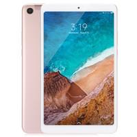 mtk6735 2gb toptan satış-Xiaomi Mi Pad 4 Tablet PC 8.0 '' MIUI 9 Snapdragon 660 Sekiz Çekirdekli Tablet 4 GB RAM 32 GB / 64 GB AIE CPU Çift WiFi Bluetooth 5.0