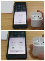 fone de ouvido alto venda por atacado-Alta Qualidade Tws Sem Fio Bluetooth Fones De Ouvido Estéreo Fones De Ouvido Fone De Ouvido Fone De Ouvido Sem Fio Controle Remoto Siri Earbuds Com Caixa Carregador