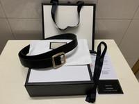 Wholesale big size belts for men resale online - luxury belts designer belts for men big buckle belt male chastity belts top fashion mens leather belt