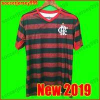 f058191518b Thailand NEW 2019 CR Flamengo jersey GUERRERO DIEGO VINICIUS JR 19 20 Soccer  Jerseys Flamengo camisa de futebol football shirt