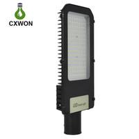 ingrosso pali di luce all'aperto-Nuovo Led Street Light Outdoor 50W 100W 150W 15000lm Led Road Lampada 85-265V in alluminio ad alta potenza IP65 Illuminazione esterna