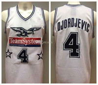 Wholesale computer systems for sale - Group buy Sasa Djordjevic Team System Computers Software Retro Basketball Jersey Mens Stitched Custom Any Number Name Jerseys