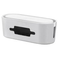 câblage de boîte de rangement achat en gros de-Boîtes de rangement pour cordon de barrettes d'alimentation
