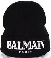 аксессуары для женщин продажа оптовых-Модные аксессуары мужчины женщины шляпы шапочки черепа шапки горячие продажи буквы шляпа черный цвет кепка CP-1