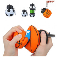 Wholesale soccer bottle for sale - Group buy High Quality Folding Collapsible Bottle Silicone Water Basketball Soccer Portable Cups For Student Use Anti Skid Popular Style jlH1