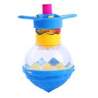 neodym magnete bälle großhandel-Heißes Spielzeug des kleinen Kreisels der Spielzeugkreisel-leuchtenden Geschwindigkeit der neuen Kinder kleines Willkommen, zum des freien Verschiffens zu bestellen