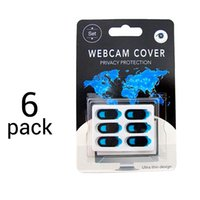 Wholesale webcam tablets for sale - Group buy 2019 New Webcam Cover for iphone iphone x IPad Tablet PC Laptop Phone External Webcams Devices Protect your privacy ultral thin with box