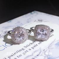 ingrosso gioielli gia-Gli Stati Uniti GIA hanno suonato gli anelli che regolano il polo circondano con i piccoli regali dei monili delle donne