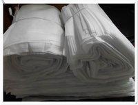 ingrosso sacchetti di stoccaggio delle scarpe-100pcs 36 * 29cm Commercio all'ingrosso della fabbrica Bianco quadrato non tessuto borse coulisse di grande capacità di stoffa di stoccaggio borse scarpe