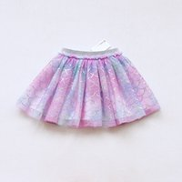Wholesale kids winter apparel for sale - Group buy Cute Baby Girls Ball Gown Skirt Children s Clothing Summer Autumn Winter Colorful Apparel Sequins Mermaid Kids Mesh Tutu Skirt