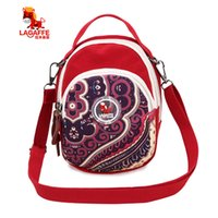 Wholesale diapers summer resale online - 2019 Small Baby Diaper Bags Single Shoulder Nursing Care Baby Bag For Mom Travel Nappy Bag Summer Mini Mummy Maternity Nappy