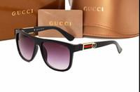 moda eyewear mens venda por atacado-Medusa de alta qualidade da marca eua óculos de sol mens moda óculos de sol designer eyewear para mens womens óculos de sol novos óculos