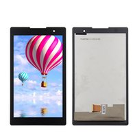 Wholesale lenovo a7 tablet for sale - Group buy For Lenovo Lenovo Tab A7 A7 HC LCD DIsplay Touch Screen Digitizer Assembly Black