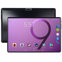 android pads gps großhandel-10-Zoll-Tablette Unterstützung Youtube Octa Core 4 GB RAM 64 GB ROM 3G 4G FDD LTE Telefonanruf Android 7.0 Tablet GPS WIFI 1280X800 IPS-Pad