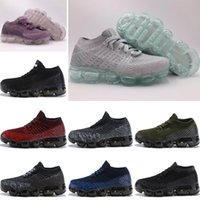 çocuklar için basketbol ayakkabıları erkek çocuklar toptan satış-Nike Air VaporMax 2018 270 27c 2019 Çocuk Modası 500 Allık Çöl Sıçan Kanye West Dalga Koşucu 500 Sneakers Koşu Ayakkabı Tasarımcısı
