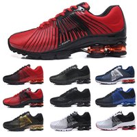 Wholesale famous sneakers men for sale - Group buy 2019 Shox Deliver OG Ultra Running Shoes For Men Women Trainers Outdoor Famous Deliver OZ NZ Sports Sneakers Men Designer Shoes Eur40