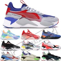 Wholesale volleyball toys for sale - Group buy High Quality RS X Toys Reinvention Mens Running Shoes New Luxury Designer Hasbro Transformers Fashion Womens RS X Sneakers Size