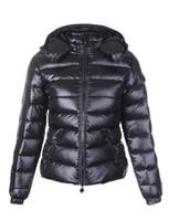 winterkleid für frauen großhandel-2019 Womens Designerbekleidung Luxus Windjacke Marke 22 Gans Kanada Jacken Damen Winter Pelz Parka Mäntel Frau Kleider Daunenjacke