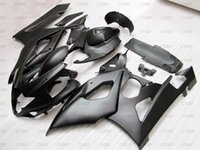ingrosso k5 kit completo di carenatura-GSX R 1000 06 carenatura Kit GSXR1000 2005-2006 K5 materia nera carenatura kit GSXR1000 06 Full Body