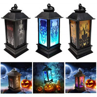 Wholesale lighthouse lighting for sale - Group buy Halloween Christmas led lights Creative Lighthouses Night Lamps Colorful Glowing Night Lighthouses Halloween Christmas Decorate Props