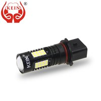 Wholesale high power fog lights for sale - Group buy KEIN P13W led Fog lamps smd auto external DRL Daytime Running driving High Power p13w Bulb Light svehicle white V
