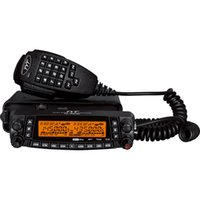 Wholesale radio vhf uhf car for sale - TYT plus Pro W Mobile Transceiver VHF UHF Quad Band Car Radio Station for truck radio cb transceiver ham station