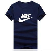 en iyi boyun tasarımları toptan satış-En iyi nakliye yeni siyah Pamuk Kesim Doodle Baskı ADI Baskı sıcak satış Kadın T gömlek Casual O-Boyun Kadın T-shirt Yeni Tasarım adam Tee Gömlek