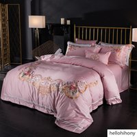 Wholesale boys queen size bedding set resale online - Designer luxury bedding sets Goddess Printing High grade Quilt Set Summer Skid Resistance Bed Mat Brand Design Full Queen Size Bed Comforter