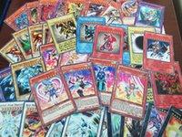 yugioh kartları ingilizce toptan satış-45 adet YuGiOh Nadir Proxy Kartları Exodia Büyücü Kız Mısır Tanrı Dikilitaş Ejderha Numaraları İngilizce Klasik TCG Düello Kartı Yu-Gi-Oh!