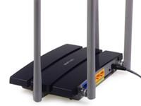 drahtloser netzwerkanschluss großhandel-Verwendet, TP-Link TL-WDR3320 600M 2.4 / 5 GHz Dualband Wireless-Netzwerk-Router 4-Antenne (NICHT VOLL Neue, SCRATCH)