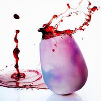 china de sílica gelada venda por atacado-Moda copo de vinho de silicone inquebrável partido portátil gel de sílica colorido claro copo de vinho copo de vinho x100