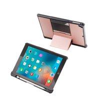 9,7 tastatur tablettenabdeckung großhandel-Ultradünne drahtlose Bluetooth-Tastatur Fall Körper Schutzhülle Tablet-Hülle für iPad Air Pro 9.7 FW889
