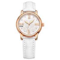 rhinestones de reloj de pulsera blanco al por mayor-Pulsera de Damas relojes de cuarzo mujeres cubren la pulsera del Rhinestone Venta decorativos estilo blanco de relojes de pulsera luminosa caliente