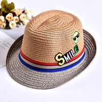a8d886fa9819d Wholesale embroidered beret online - Factory comfortable Outdoor activities  straw cowboy hats custom in good price